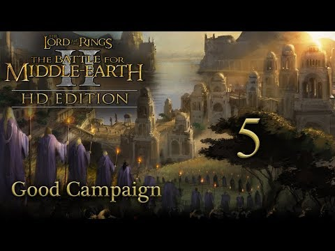 lotr:-bfme-2-hd-edition-(good-campaign)---part-5