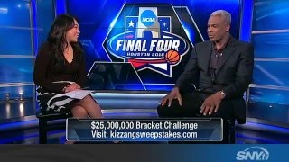 Charles Oakley talks Knicks, Ewing, Melo, and Phil Jackson
