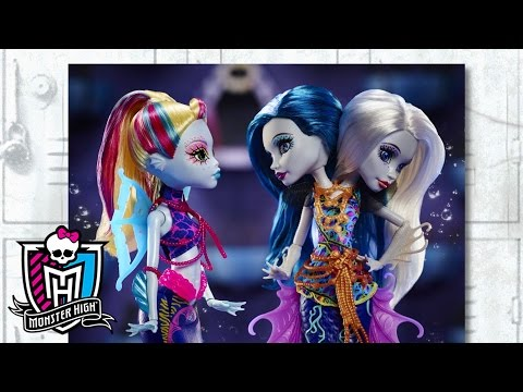 Test Your Knowledge of Monster High's Peri & Pearl Serpentine | Monster High