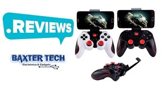 Tutorial Gamepad Bluetooth Terios T3