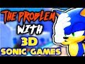 The Problems with 3D Sonic Games