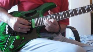 Sound test of my Ibanez Rg/Jem GMC Custom