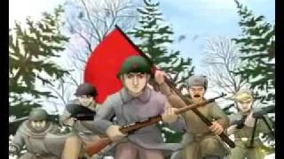 Мультфильм про Великую отечественную войну