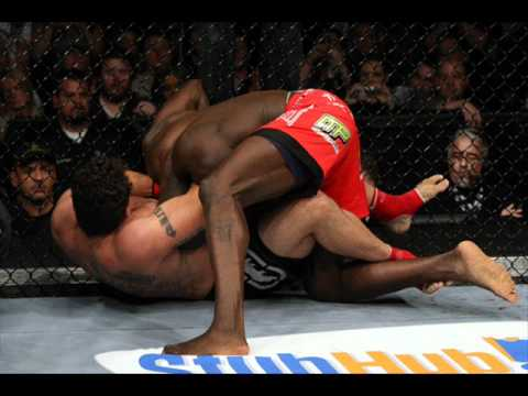 Frank Mir UFC Entrance song  in the city  kevin rudolf