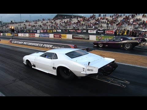BIG CHIEF -vs- 900+ci CUDA - Testing for NHRA Indy