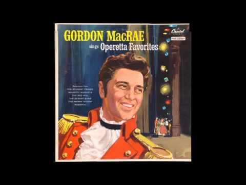 Lovely To Look At : Gordon MacRae