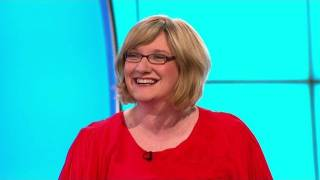 Did Sarah Millican wee in a car and blame it on a dog? - Would I Lie To You? - Series 5 - BBC One