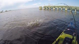 Kayak Fishing | Speckled Trout | Redfish | Blackdrum