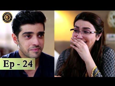 Khuda Mera Bhi Hai Ep 24 - 1st April 2017 -  Top Pakistani Dramas