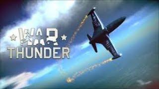 WAR Thunder  начинаем полет.