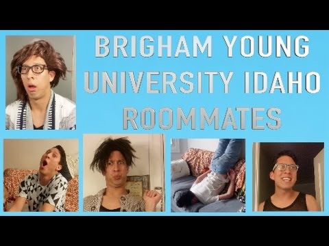 BRIGHAM YOUNG UNIVERSITY IDAHO ROOMMATES I Miikey