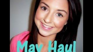 May Beauty Haul Thumbnail