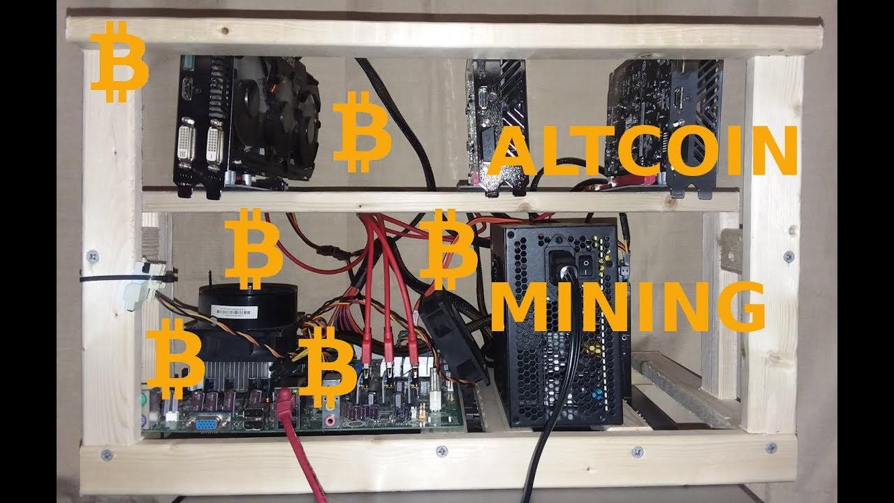 best cryptocurrency minning machine
