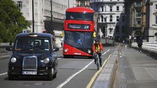 Британия: транспорт в коронавирусную эпоху