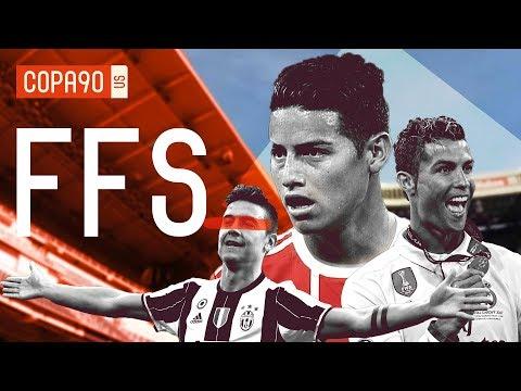 Bundesliga, La Liga & Serie A Previews | FFS