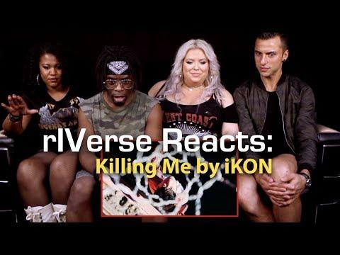 rIVerse Reacts: Killing Me by iKON - MV Reaction