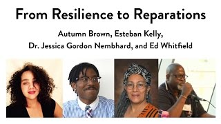 NASCO Institute 2016 Plenary - From Resilience to Reparations (audio)