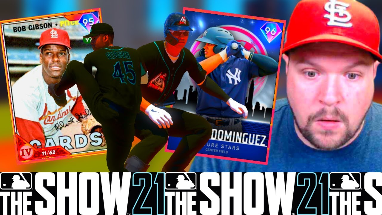 MLB The Show 21 👻 I ADDED 2 NEW CARDS TO THE GHOST SQUAD TO HELP OUR WS PUSH... Diamond Dynasty