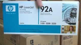 HP Toner Cartridge C4092A black - 92A