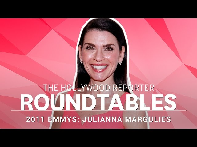 Julianna Margulies, Connie Britton and more Drama Actresses on THRs Roundtable | Emmys 2011