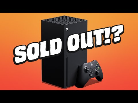Xbox Preorders Were Almost As Bad As PS5's   Save State