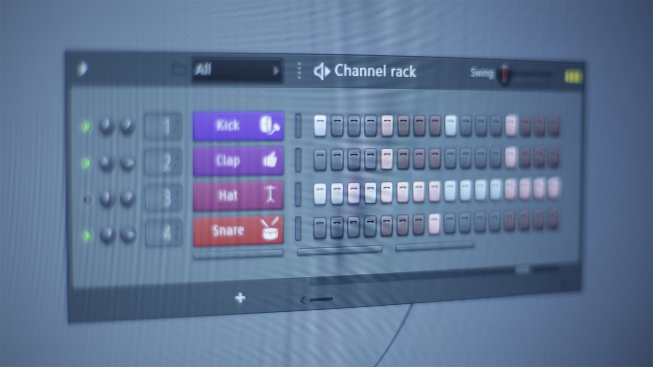 FL Studio 12 Tutorial: The Channel Rack - YouTube