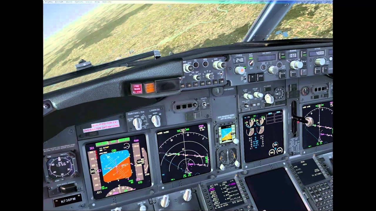 PMDG 737 NGX Autopilot - Overshooting and Rocking