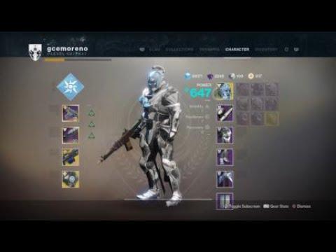 Eternal Juggernaut: Striker Titan Build