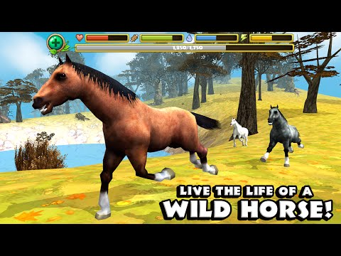 🐴👍Wild Horse Simulator - Compatible with iPhone, iPad, and iPod touch iPhone 5.