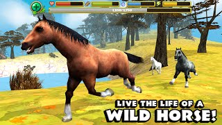 Wild Horse Simulator - Compatible with iPhone, iPad, and iPod touch iPhone 5.