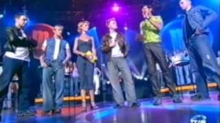 Westlife - En tí dejé mi amor - I lay my love on you (live)