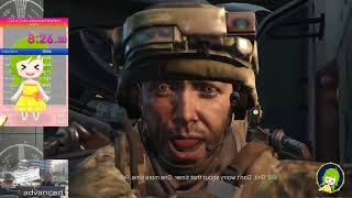 Call of duty: Advanced Warefare speed run in (2:52:39) WORLD RECORD