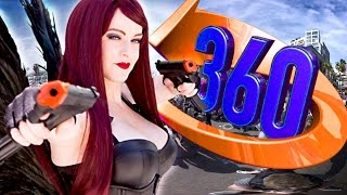 Cosplay 360 - Experience Comic Con in 360 VR!