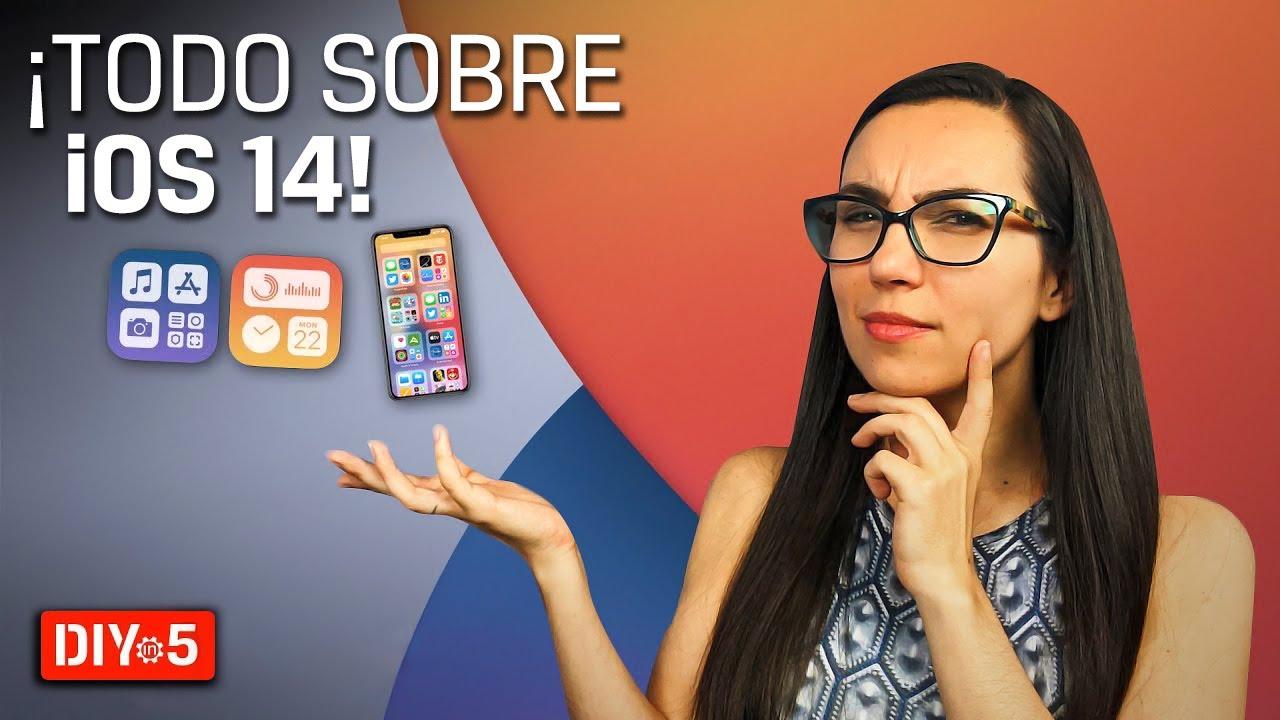 iPhone: ¿Actualizar o no a iOS 14? - DiY en 5