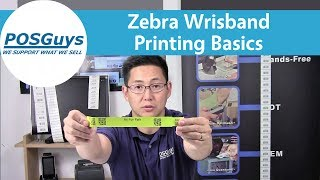 Printing Wristbands Basics: Recommended Wristband Equipment