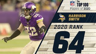 #64: Harrison Smith (DB, Vikings) | Top 100 NFL Players of 2020