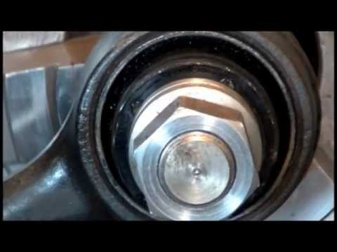 ремонт шаровая на ваз 2101