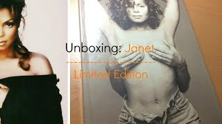 Baixar Unboxing: Janet. [Limited Edition] - Janet Jackson