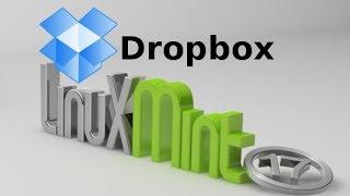 Install Dropbox In Linux Mint 17