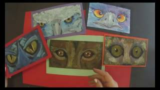 Animal Eyes with Ms. Veronica Anderson