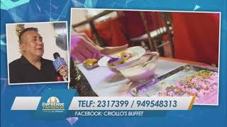 Entrevista a Criollos Buffet