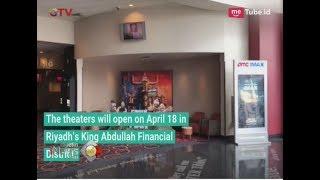 Setelah 35 Tahun, Bioskop Pertama Arab Saudi Akan Tayangkan Black Panther - BIP 06/04
