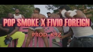 POP SMOKE - WW3 FT. FIVIO FOREIGN (MUSIC VIDEO)