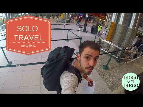 SOLO TRAVEL EPISODE #1 | The South America solo trip
