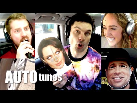 Brad Pitt's Cousin by Macklemore (Auto Tunes w/ Flula f. 80Fitz & Tess Henley) Explicits!