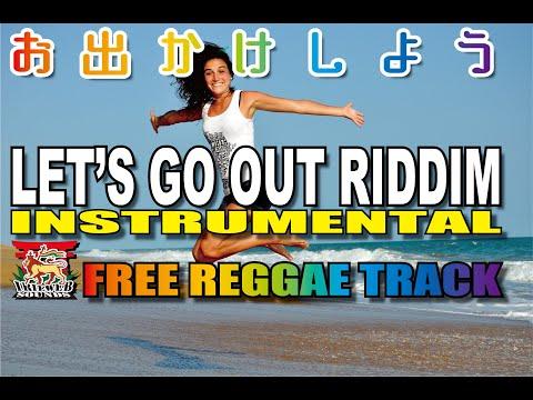 [実験フリートラック] お出かけしよう(Let's Go Out Riddim)- Pop Reggae Version [ Reggae / Free Riddim / BGM / Beat ]