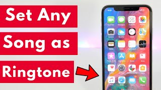 Set any song as custom ringtone on iphone without computer or itunes. if you ever wanted to ringtones iphone, this video is for you. because, i...