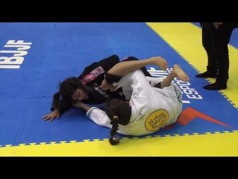 Beatriz Mesquita vs Bianca Basilio / Brazilian National 2017