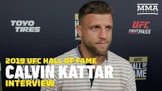 Calvin Kattar Calls For Main Event Spot At UFC Boston In October  - MMA Fighting