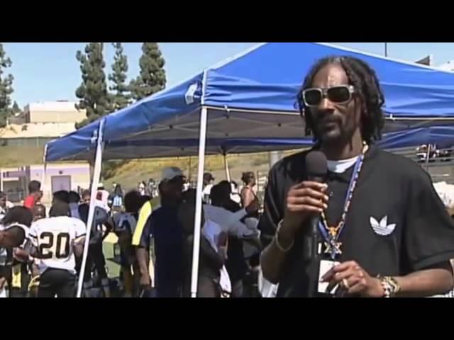 Snoop Lion  speaks about Mist'R Bucket